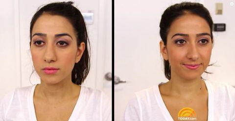 Lip, Cheek, Hairstyle, Skin, Chin, Forehead, Eyelash, Eyebrow, Beauty, Style,