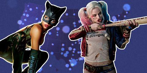 Mask, Fictional character, Costume, Masque, Costume accessory, Glove, Contact sport, Abdomen, Superhero, Cosplay,