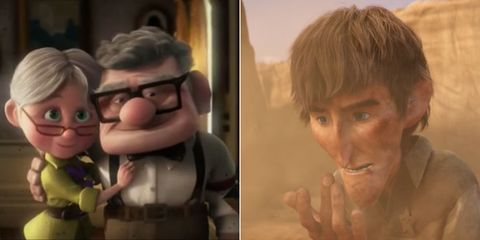 Two Pixar Guys Made A Mini Movie That Will Make You Sob Harder Than
