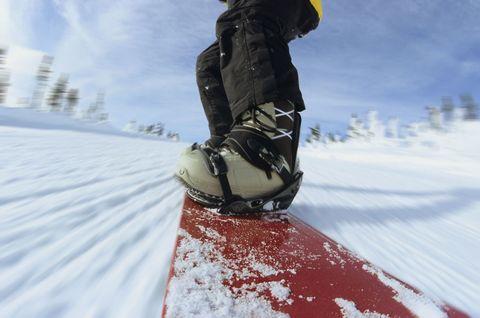 Winter, Freezing, Snow, Slope, Glacial landform, Winter sport, Geological phenomenon, Ice cap, Ski boot, Outdoor shoe,