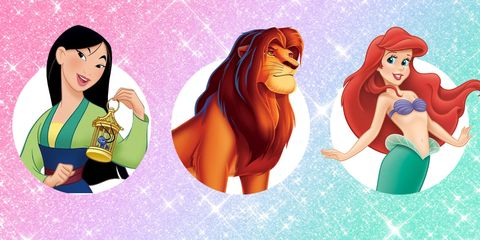 A Complete List Of Disney Animated Movies