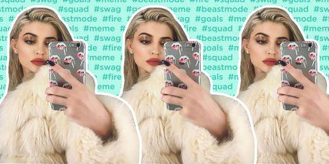 Kylie Hashtags