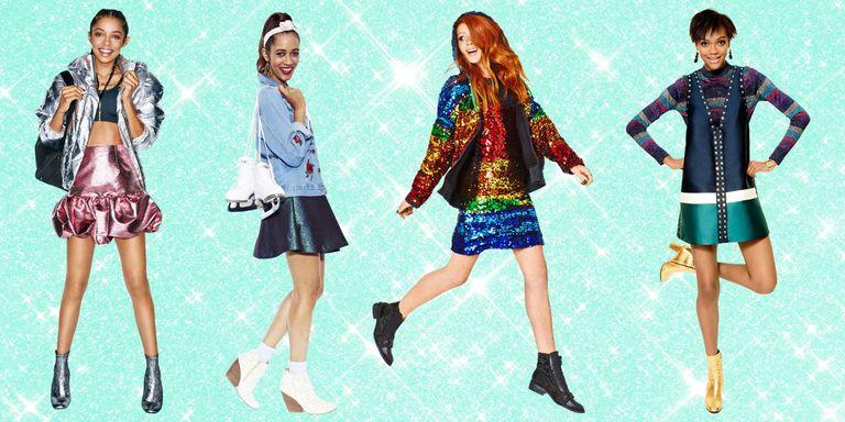 warning large amounts of sequins ahead - Fashion Design Ideas