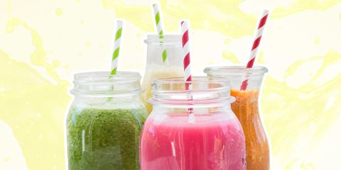 Juice, Drink, Smoothie, Health shake, Vegetable juice, Food, Mason jar, Non-alcoholic beverage, Italian soda, Aguas frescas,