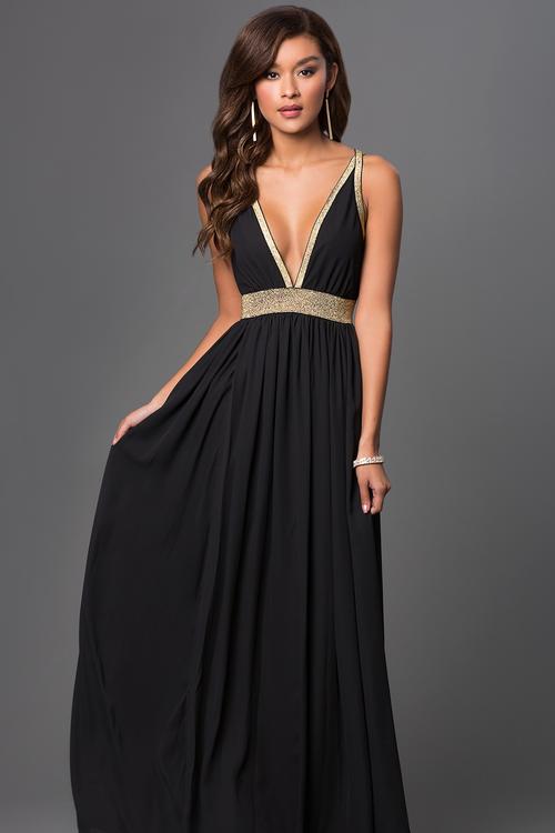 30 Best Black Prom Dresses 2018 Dark Formal Dresses For Prom
