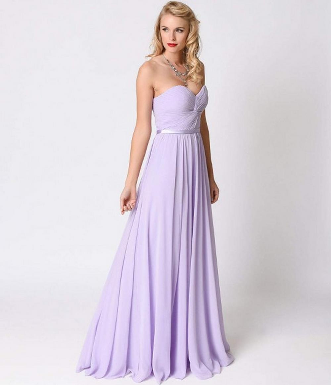 Lilac Formal Dresses