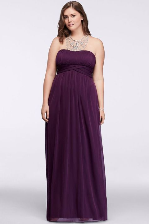 17 Gorgeous Plus Size Prom Dresses of 2017 to Show Off Your Curves