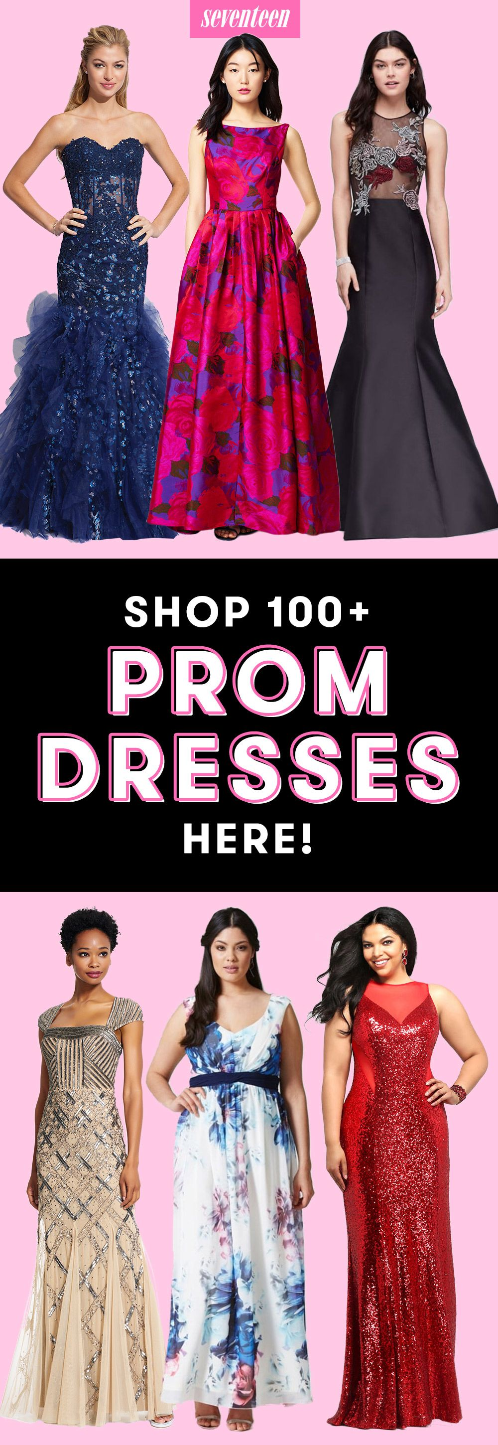17 Best Rental Prom Dresses for Under $100 - Where to Rent Prom Dresses