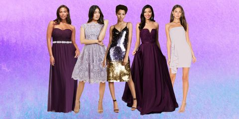 d6a3795c8afa 36 Pretty Purple Prom Dresses of 2018 in Every Shade From Lavender ...