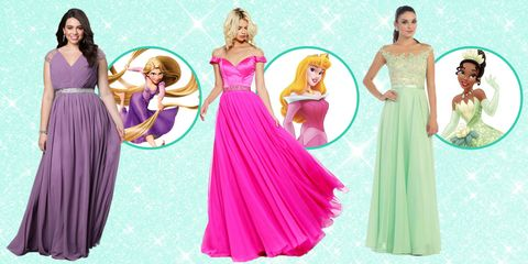 Clothing, Dress, Formal wear, Pink, Magenta, Purple, Style, Gown, Lavender, One-piece garment,
