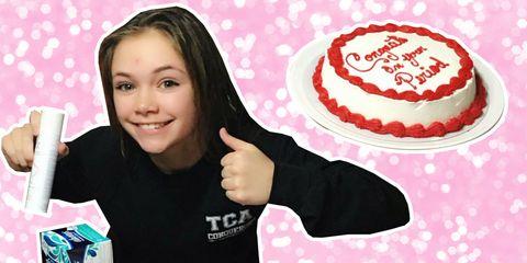 Finger, Cake, Sweetness, Dessert, Ingredient, Baked goods, Cuisine, Happy, T-shirt, Cake decorating,