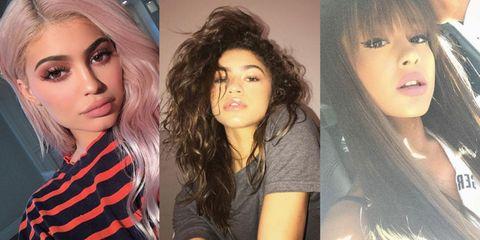Nose, Eye, Mouth, Lip, Hairstyle, Chin, Forehead, Eyelash, Eyebrow, Iris,