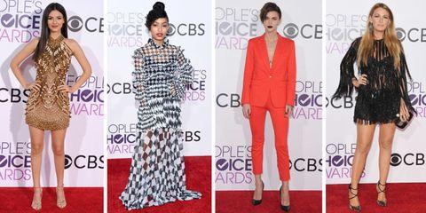 Clothing, Flooring, Shoulder, Red, Dress, Formal wear, Pattern, Style, Carpet, Beauty,