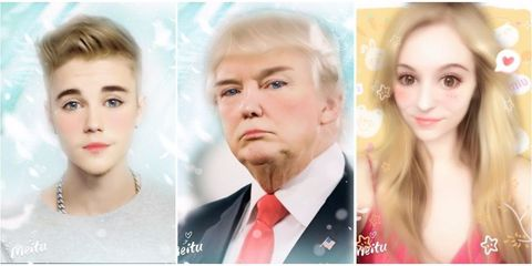 Everyone Is Obsessed With The New Meitu Photo App