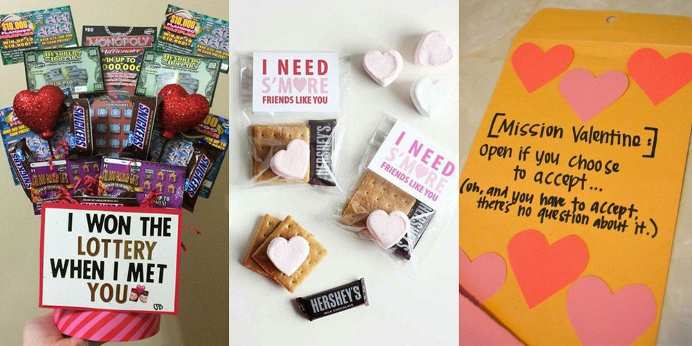 12 easy diy valentines day gifts homemade v day gifts for girls on a budget