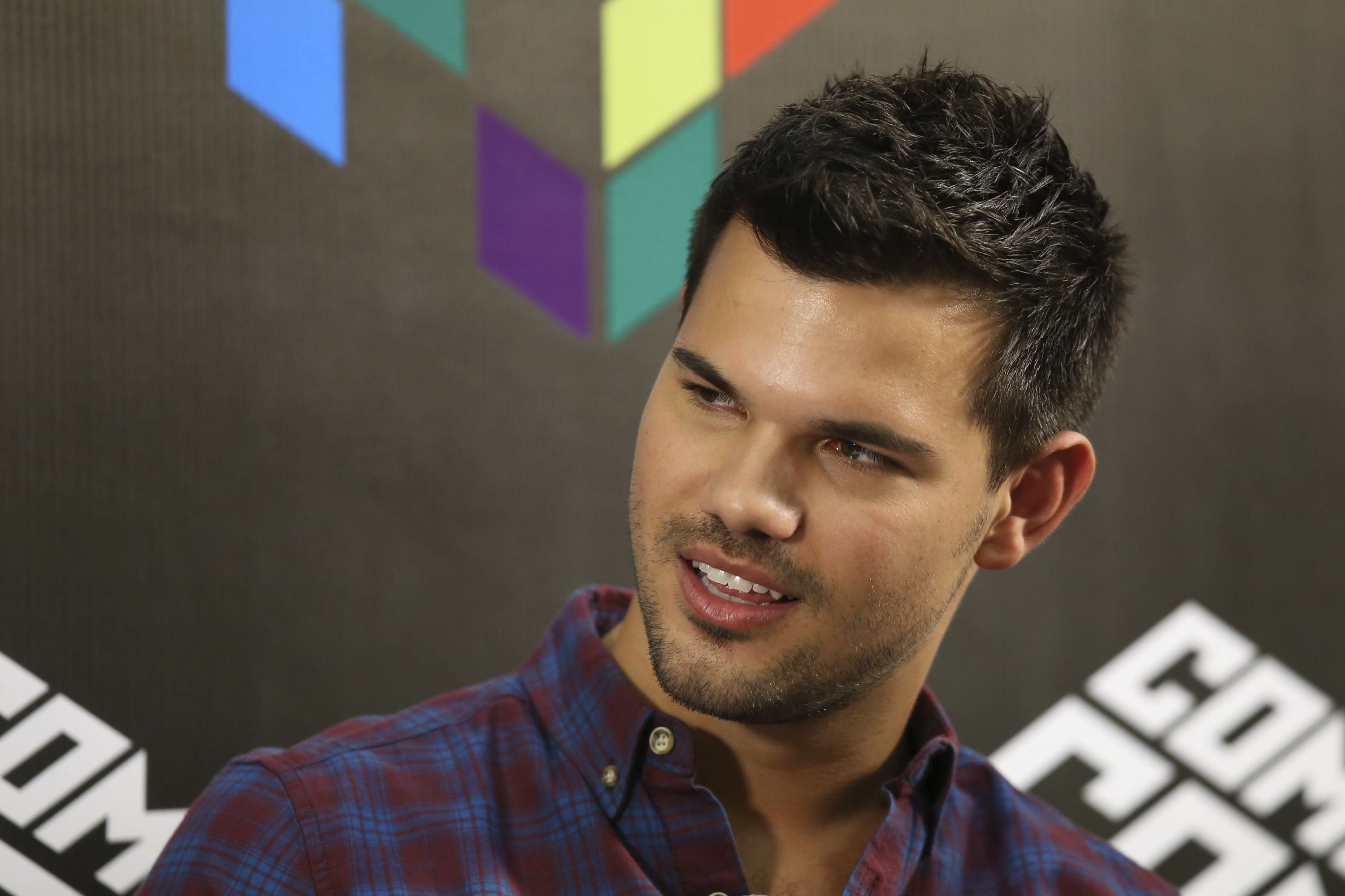 We've been pronouncing Taylor Lautner's name wrong this whole time