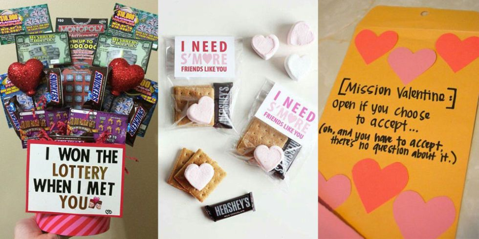 12 cutest diy day gifts on pinterest