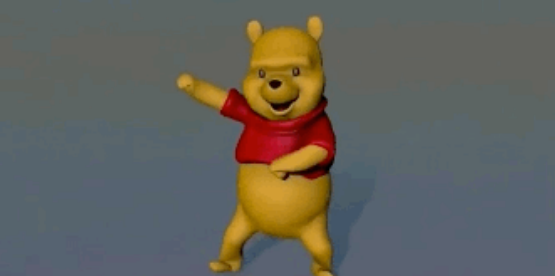 This Dancing Winnie The Pooh Meme Has Completely Taken Over The Internet