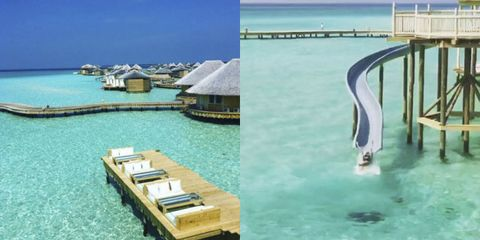 Body of water, Coastal and oceanic landforms, Property, Real estate, Aqua, Ocean, Teal, Turquoise, Sea, Resort,