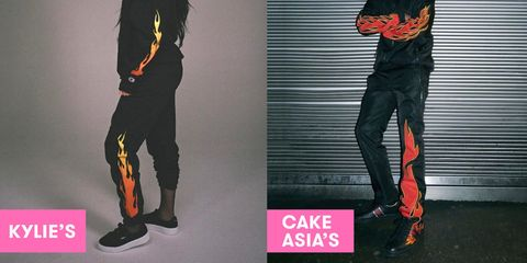 Footwear, Style, Font, Denim, Fashion, Street fashion, Advertising, Waist, Graphic design, Pocket,