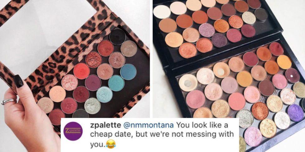 Z Palette Instagram Comments - Z Palette Boycott