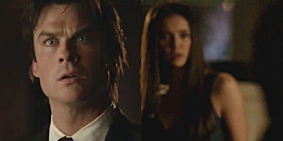 Wanneer doen Damon en Elena start dating