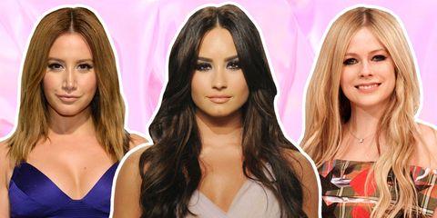 Hair, Face, Hairstyle, Eyebrow, Blond, Hair coloring, Chin, Long hair, Nose, Brown hair,