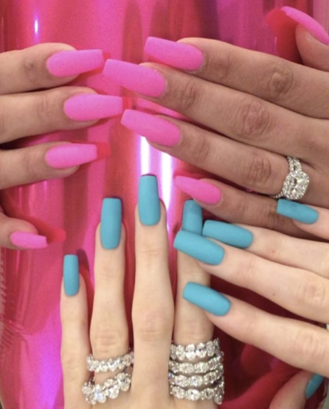 20 Best Nail Designs Of 2018 Latest Nail Art Trends