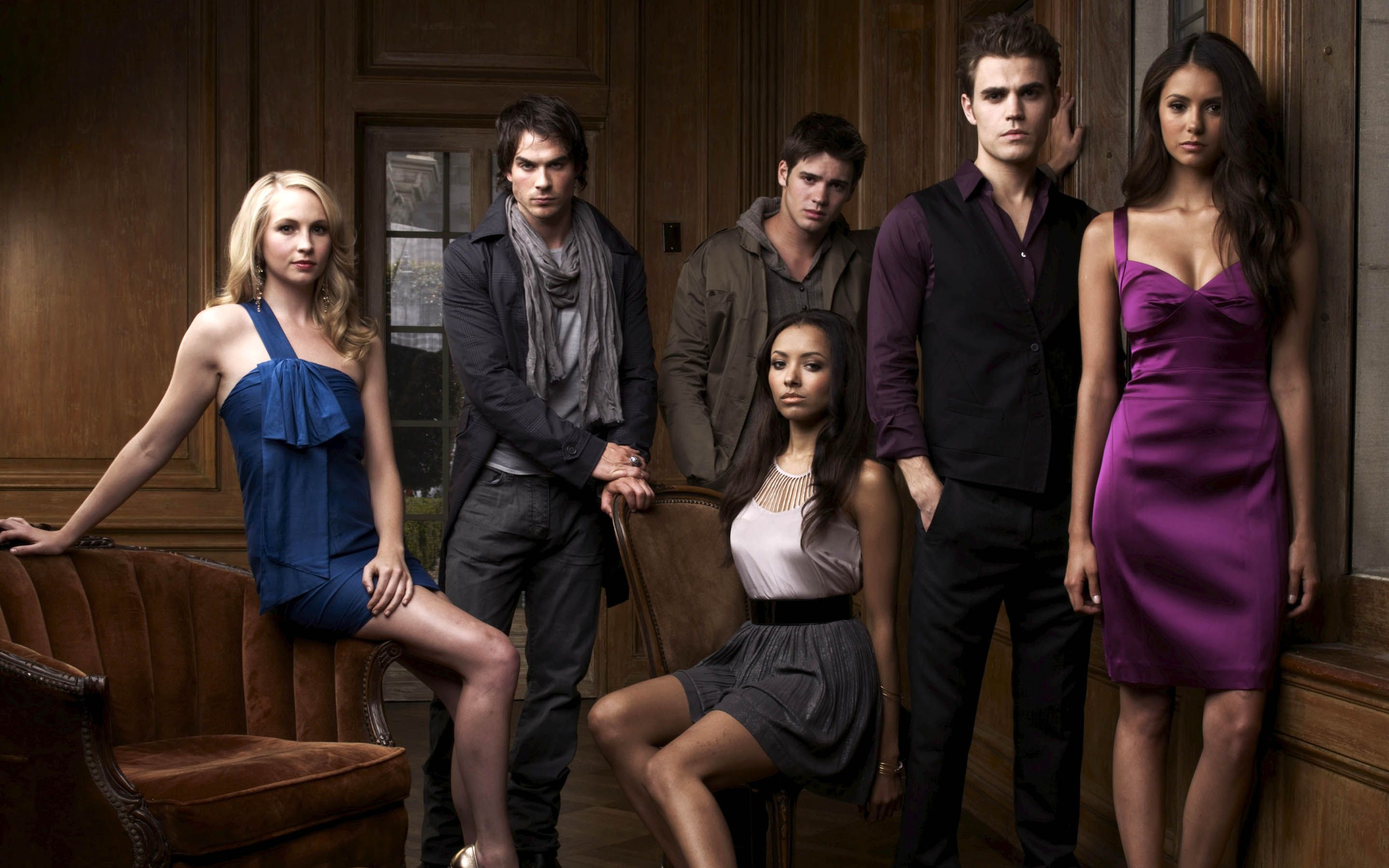 The Vampire Diaries: the actors of one of the best occult TV series of our time 86