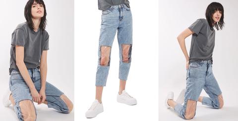 Clothing, Leg, Blue, Product, Brown, Denim, Trousers, Jeans, Shoulder, Textile,