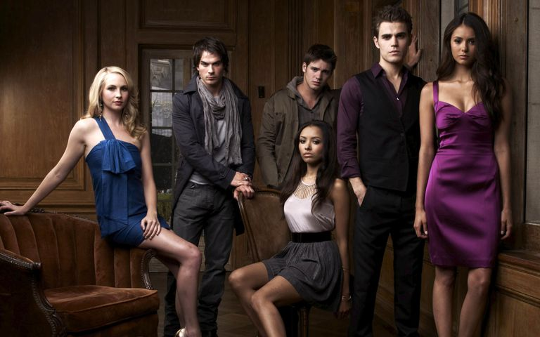 These farewell messages from the vampire diaries cast will make cw roll call for all vampire diaries m4hsunfo