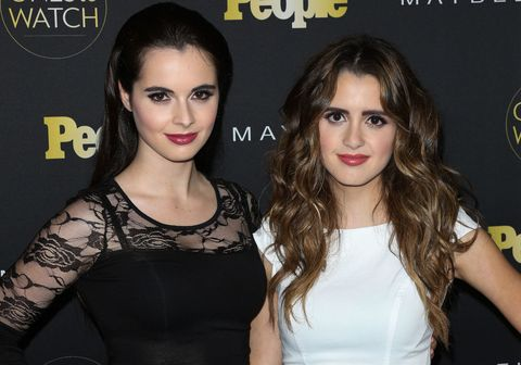 Laura Marano Dyed Her Hair Black and Now Looks Exactly Like