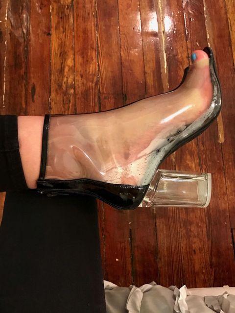 Real ebony feet pics — img 6