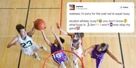 17 Student Athlete Memes That Are Way Too Real