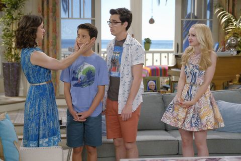 liv and maddie season 4 episode end a rooney