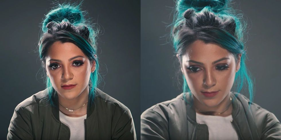 Niki Demartino Posts Emotional Letter To Her Old Self