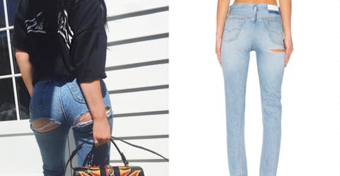 Clothing, Denim, Jeans, Waist, Textile, Pocket, Leg, Trousers, Hip, Style,