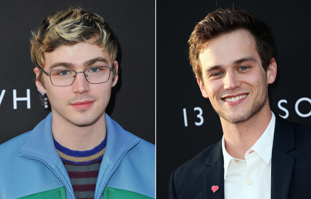 whos dating irl on 13 reasons why
