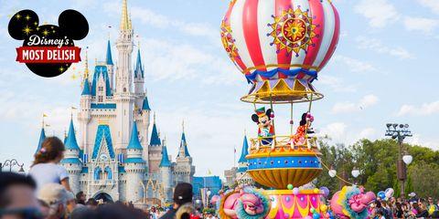 Amusement park, Landmark, Recreation, Walt disney world, Tourist attraction, Park, Amusement ride, Fun, World, Nonbuilding structure,