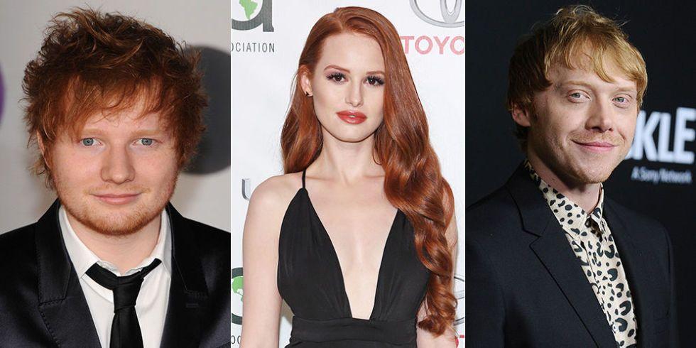 Redhead Look Alikes