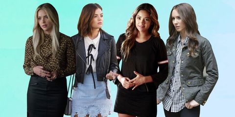 770af97a44 75 Best Pretty Little Liars Outfits - Clothes from PLL