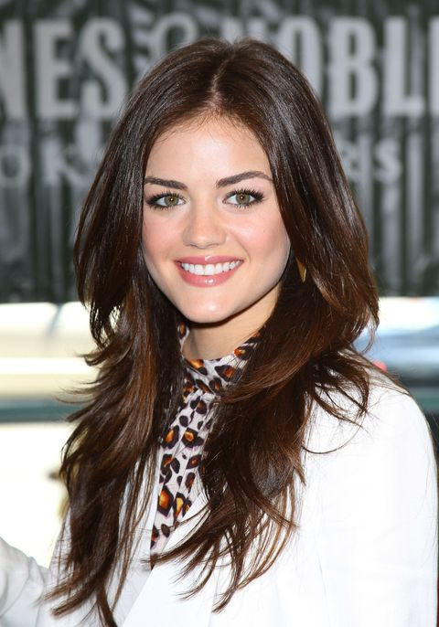 21 Best Lucy Hale Hairstyles - Lucy Hale Hair