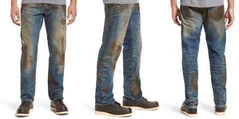 Denim, Jeans, Clothing, Pocket, Standing, Textile, Footwear, Leg, Trousers, Shoe,