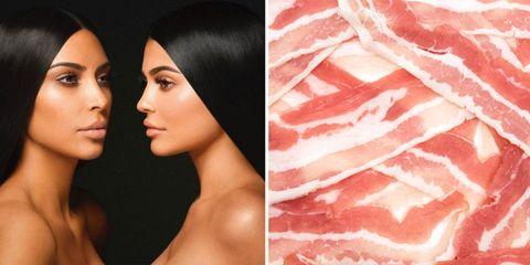 Skin, Beauty, Food, Meat, Flesh, Pork, Animal fat, Cuisine, Dish,