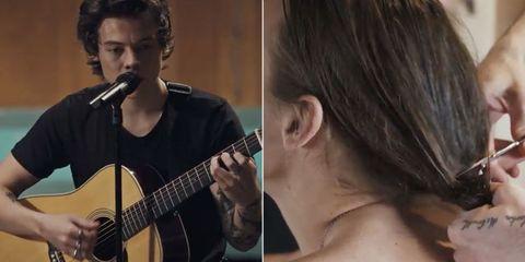 Hair, Musician, Guitar, String instrument, Musical instrument, Music, Singer, Plucked string instruments, Music artist, Acoustic guitar,