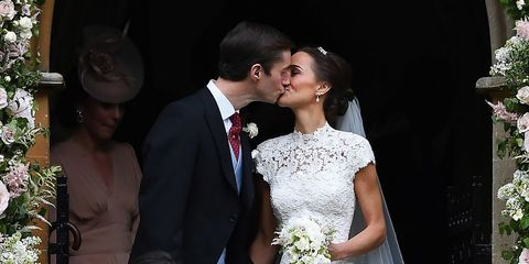 Photograph, Ceremony, Facial expression, Bride, Wedding, Marriage, Event, Wedding dress, Dress, Tradition,