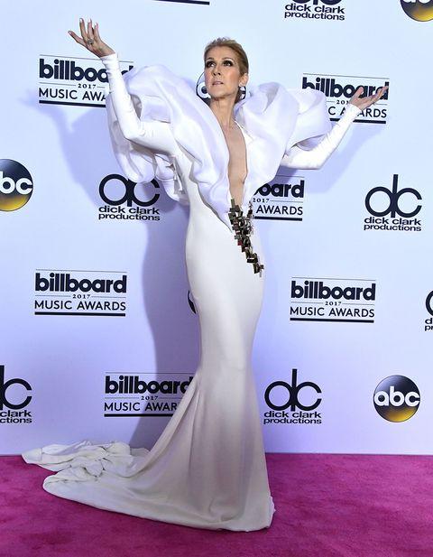 Human, Shoulder, Flooring, Pink, Style, Formal wear, Carpet, Purple, Violet, Gown,