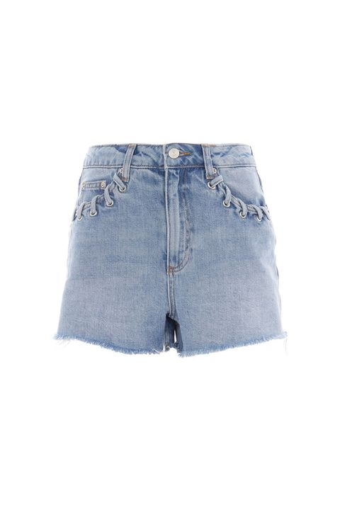 """<p>Whip(stitch) it real good.&nbsp;&nbsp;</p><p>Topshop, $60; <a href=""""http://us.topshop.com/en/tsus/product/clothing-70483/shorts-70503/moto-whip-stitch-mom-shorts-6519241?bi=20&amp;ps=20"""" target=""""_blank"""" data-tracking-id=""""recirc-text-link"""">topshop.com</a>.</p>"""