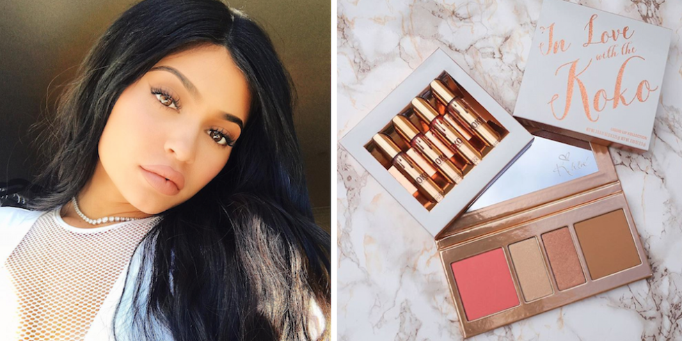 ALERT: Kylie Jenner Is *Finally* Releasing a Contouring Palette