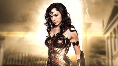 Cg artwork, Fictional character, Wonder Woman, Black hair, Latex clothing, Superhero, Justice league, Fetish model,